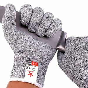 Cut Resistant Glove Safety Kitchen Cut Glove-High Performance 1 pair