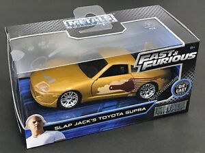 JADA Fast And Furious Slap Jack's Toyota Supra 1:32 Diecast Car