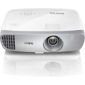 NEW - BenQ Digital Home Theater Projector HT2050A 1080p 2200 Lumens (White)