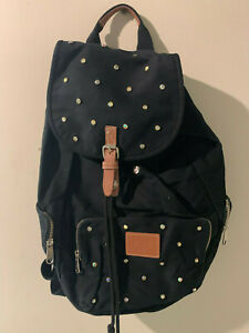 Victorias Secret PINK Backpack Black school bag o s $34.54