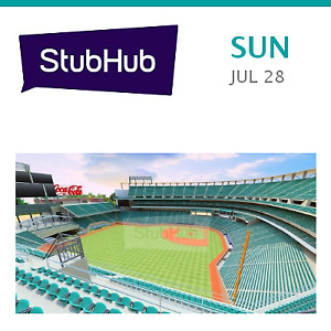 Pittsburgh Pirates at New York Mets Tickets (Visor Giveaway) Tickets - Flushing