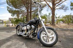 2000 Custom Built Motorcycles WIDE TWO CUSTOM CHOPPER ONE OWNER HIGHLY SERVICED 2000 ULTRA MOTORCYCLE COMPANY WIDE 2 CUSTOM CHOPPER