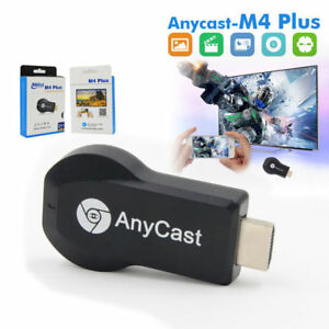 AnyCast M4 Plus WiFi Display Dongle Receiver Airplay Miracast HDMI TV  1080PJB$