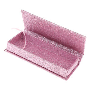 1-Pack Empty Magnetic Storage Case Box Container Holder for False Lash Care