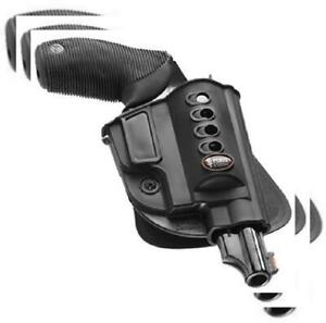 Fobus Evolution Paddle Holster Ruger SR22 Polymer Black one size,
