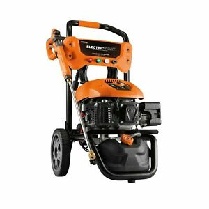Generac 7132 - 3100 PSI 2.5 GPM Electric Start Residential Pressure Washer