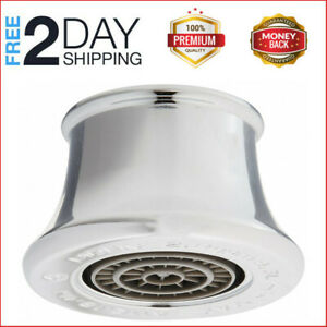 Moen 116618 Replacement Aerator Kit for Kitchen Faucet - Chrome