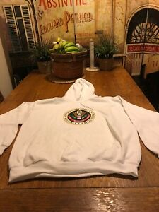 New Hoodie  Executive Office Of The President.  Office Of Homeland Security XL
