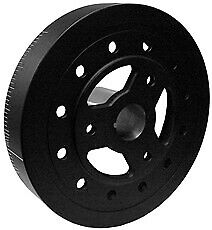 Coleman Racing Products Harmonic Balancer SBC Crate 8in L/W Steel 25877