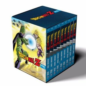 Dragon Ball Z - Complete Series: Seasons 1-9 Collection (Blu-Ray) Box Set