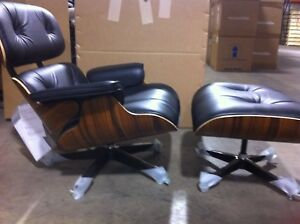 Herman Miller Eames Lounge Chair & Ottoman  AUTHENTIC  Office Designs Outlet
