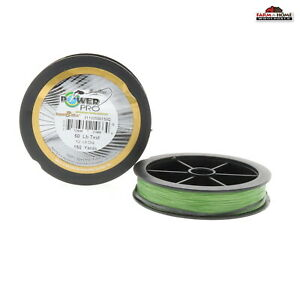 2 Power Pro Braided Fishing Line 50lb 150 Yards Aqua Green New