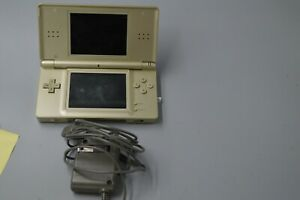 Nintendo DS Lite Gold Zelda Game Console NDSL Handheld Video Game Console
