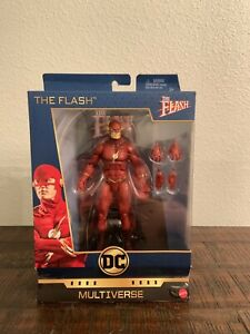 DC Comics Multiverse Signature Collection The Flash TV Show