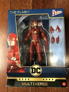 Mattel DC Comics Multiverse Signature Collection 90s TV THE FLASH Figure NIB