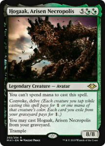 Hogaak, Arisen Necropolis, Modern Horizons Near Mint Magic the Gathering