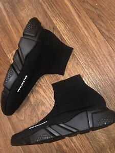 Balenciaga Speed Trainer Black Men Size 9.5