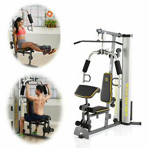 Gym System Strength Training Workout Equipment Home Exercise Machine Resistance