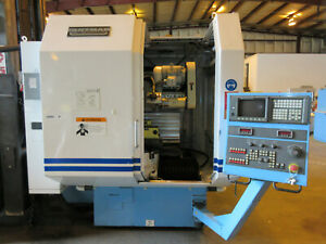 HUFFMAN 5 AXIS CNC GRINDING SYSTEM MODEL: HS-155R