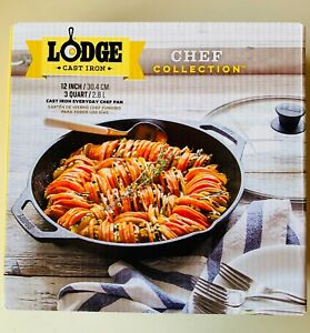 LODGE CHEF COLLECTION 12