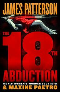 The 18th Abduction (Women's Murder Club) by James Patterson (PDFEpubKindle)