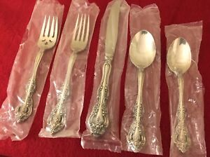 ONEIDA MICHELANGELO * NEW * Stainless Flatware * CHOOSE YOUR PIECES *