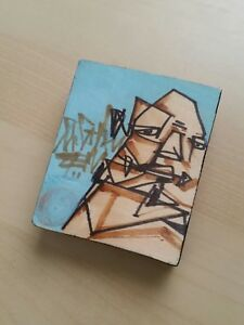 Drawing on Wood 3