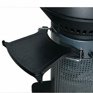 Fuego FEACS1 Element & Professional Clip-On Side Shelf Outdoor BBQ Accessories