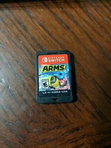 [Switch] Arms - Excellent Condition