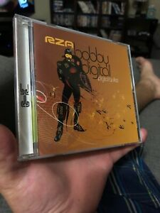 RZA - Bobby Digital Bullet - MINT CONDITION (better than excellent)