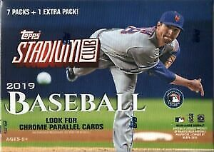 2019 Topps Stadium Club Baseball Complete Your Set Pick 20 Cards From List