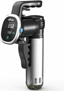 Sous Vide Cooker, Wancle Thermal Immersion Circulator, with Recipe...