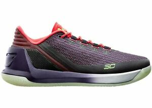 Under Armour Men's Curry 3 Low Athletic Basketball Shoes Full Circle $41.99
