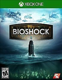 BioShock: The Collection (Microsoft Xbox One 2016) - Game Disc
