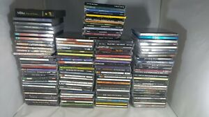 130+ CD Lot Metal Rock Rap Alternative Other 80's 90's 00's Excellent Cond
