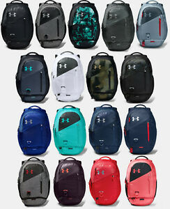 2020 Under Armour UA Storm Hustle 4.0 Backpack Back Pack Book Bag Many Colors $54.99