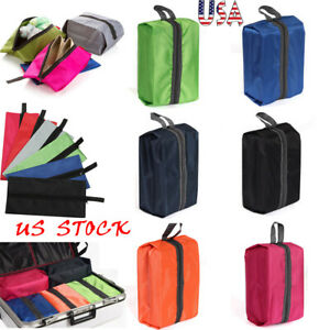 Travel Storage Bags Clothes Packing Cubes Luggage Organizers Shoe Bag Waterproof