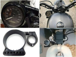 39mm 16 Side Mount Speedo Relocation Bracket For Harley Sportster XL 883 1200