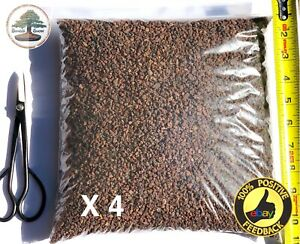 """20 lbs 1 8"""" 1 4"""" Horticultural Lava Rock for Cactus and Bonsai Tree Soil $59.99"""