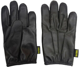 TACTICAL POLICE  GLOVES Made with KEVLAR® CUT RESISTANT LINER