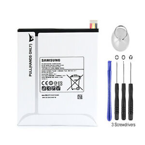 OEM EB BT355ABE Battery For Samsung Galaxy Tab A 8.0quot; SM T350 T355 T357 4200mAh $13.99