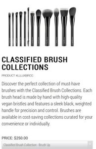 NIB LimeLife By Alcone- Brush Up Classified Brush Collection