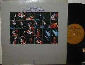 OTIS REDDING/JIMI HENDRIX EXPERIENCE - AT THE MONTEREY POP FESTIVAL - NM- VINYL