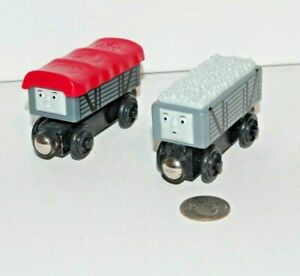 Thomas Wooden Troublesome Truck For Sale