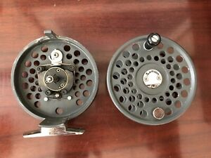 Authentic LAMSON DCA-4 Fly Reel Fishing Made in USA ~Good Condition!~