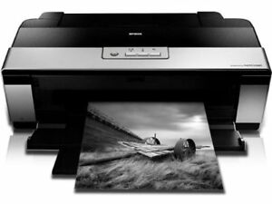 Epson Stylus Photo R2880 Wide Format Color Inkjet Printer $225.00