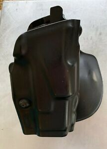 SAFARILAND 6378-183-411 RIGHT HAND GLOCK THERMOPLASTIC ALS PADDLE HOLSTER 26 27