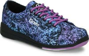 Dexter ULTRA BLACK ABSTRACT Womens Bowling Shoes