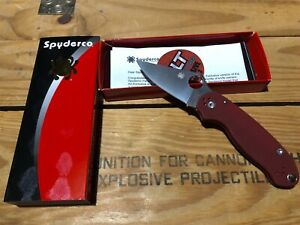 Spyderco Exclusive For Sale