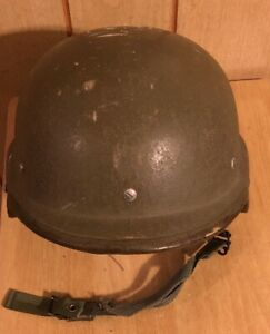 EUC GI Genuine Military PASGT  Combat Helmet, Large